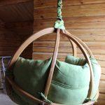 подвесное кресло из ротанга купить