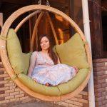 деревянная люлька для новорожденного