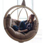 подвесное кресло loungewood